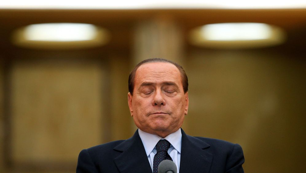 """75 Jahre Silvio Berlusconi: Die Karriere des """"Cavaliere"""""""