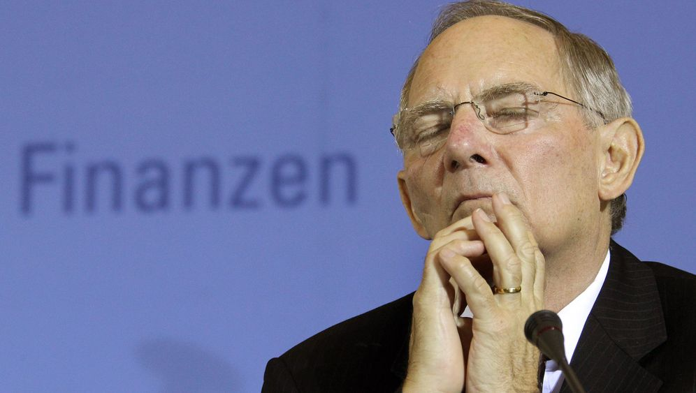 Photo Gallery: What Makes Schäuble Tick?