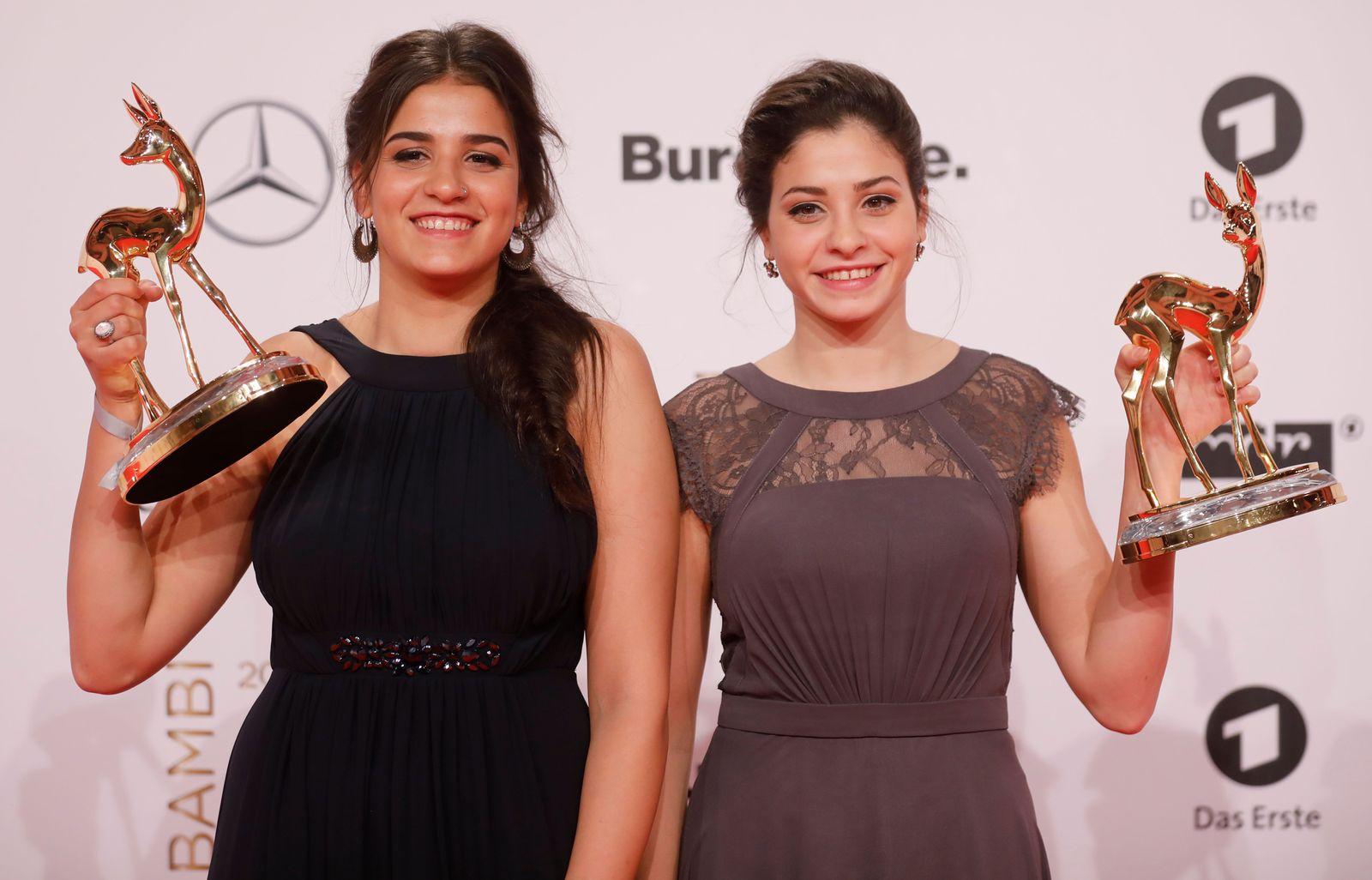 Mardini-Schwestern