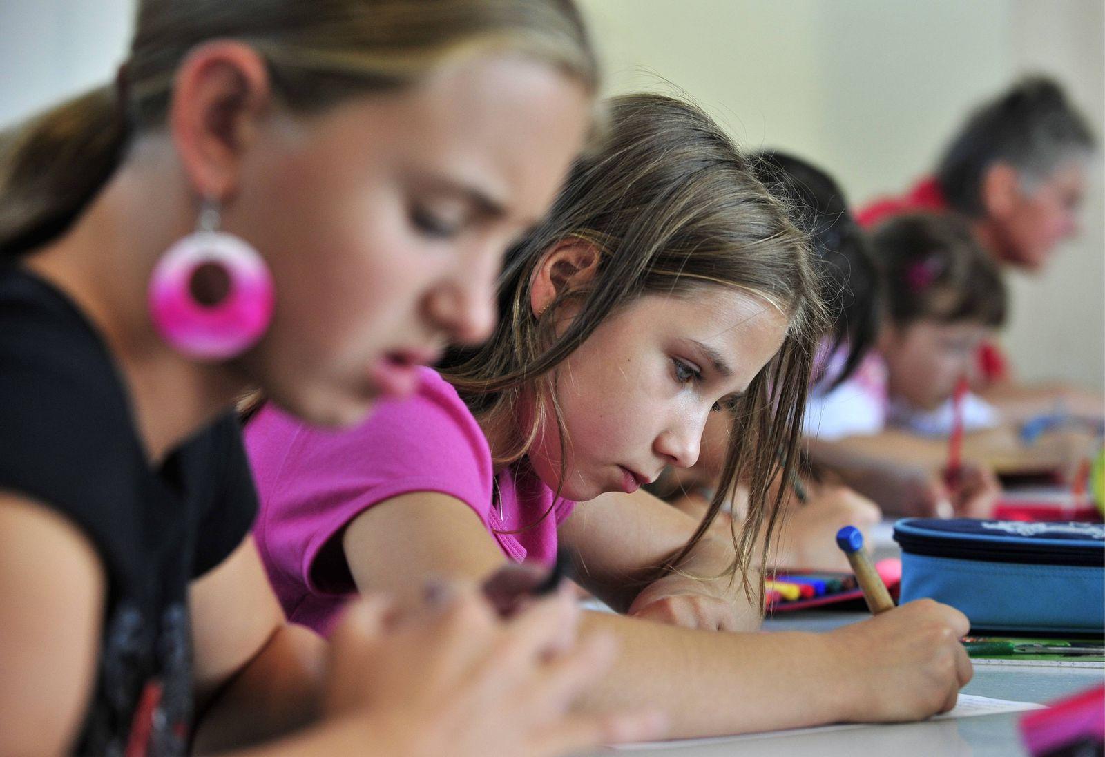 NICHT VERWENDEN Neues Schuljahr startet mit 122 neuen Realschulen plus