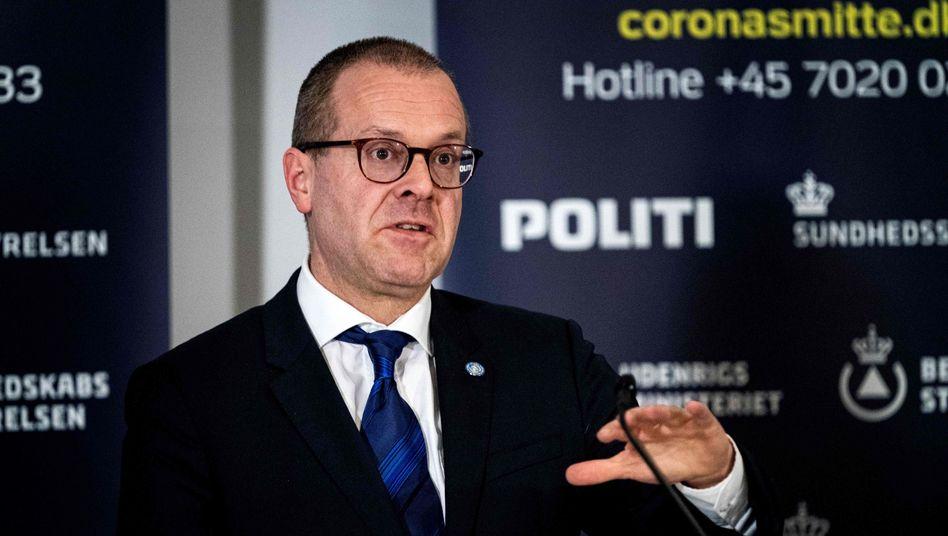 """Europäischer WHO-Regionaldirektor Hans Kluge (Archivbild): """"Wir haben noch einen weiten Weg in diesem Marathon vor uns"""""""