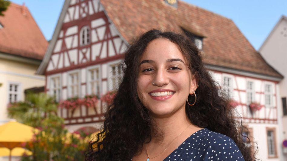Zara Dilan Kiziltas, Stipendiatin der Rosa-Luxemburg-Stiftung