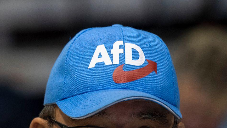 AfD-Anhänger (Symbolbild)