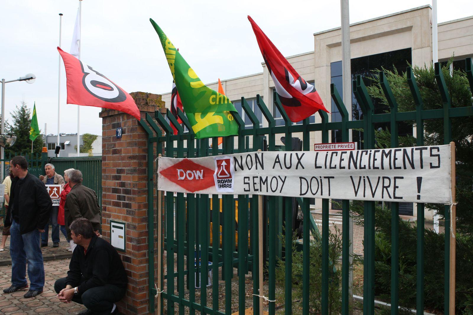 Frankreich Proteste Arbeiter