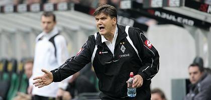 Gladbach-Trainer Meyer: Will nur mit zufriedenen Spielern arbeiten