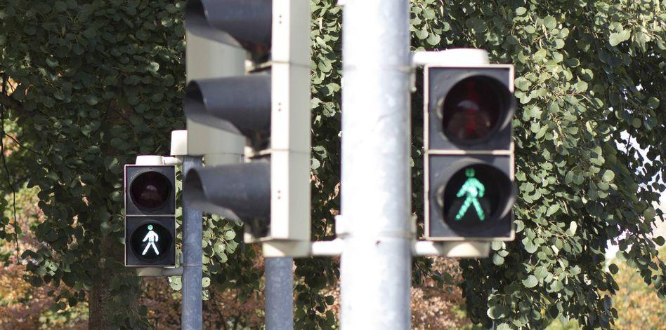 Fußgängerampel: In Köln gibt es dank Videotechnik eine grüne Welle