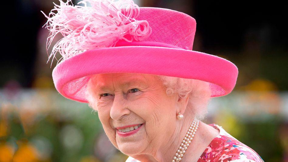 Die Queen bei einem Besuch in Schottland (2018): Umstrittene Sonderregel