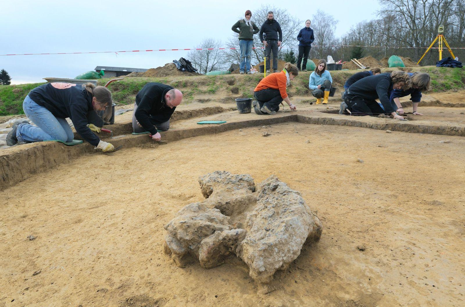 Ausgrabungen / Wetzlar