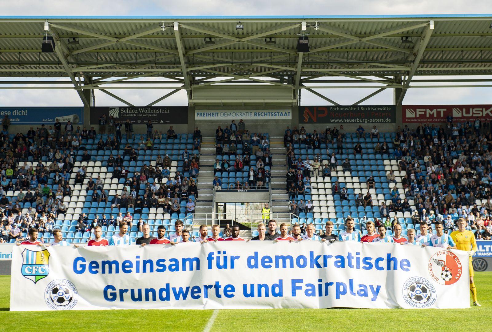 Chemnitzer FC - Berliner AK 07