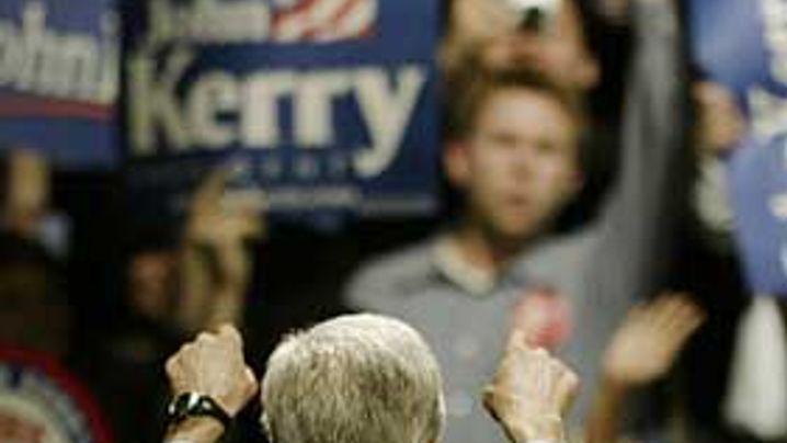 Bildergalerie: Kerrys Triumph am Super Tuesday