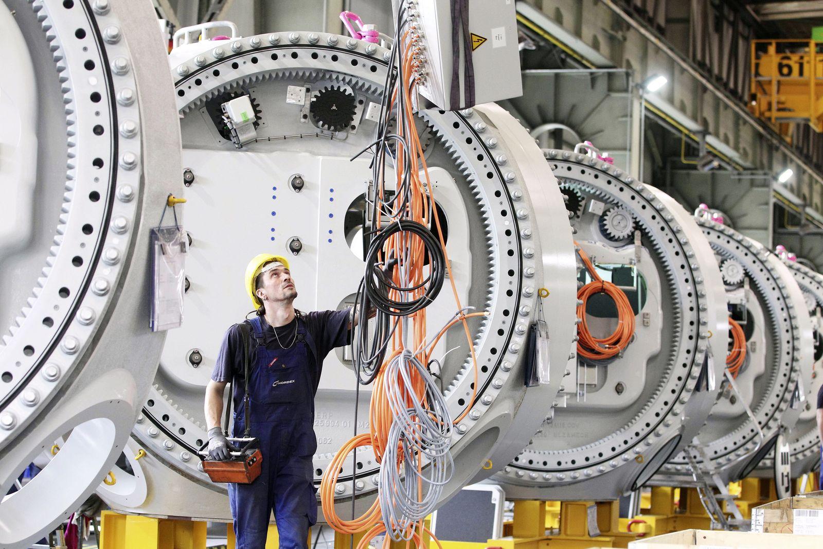 NICHT VERWENDEN Konjunktur/ Maschinenbau