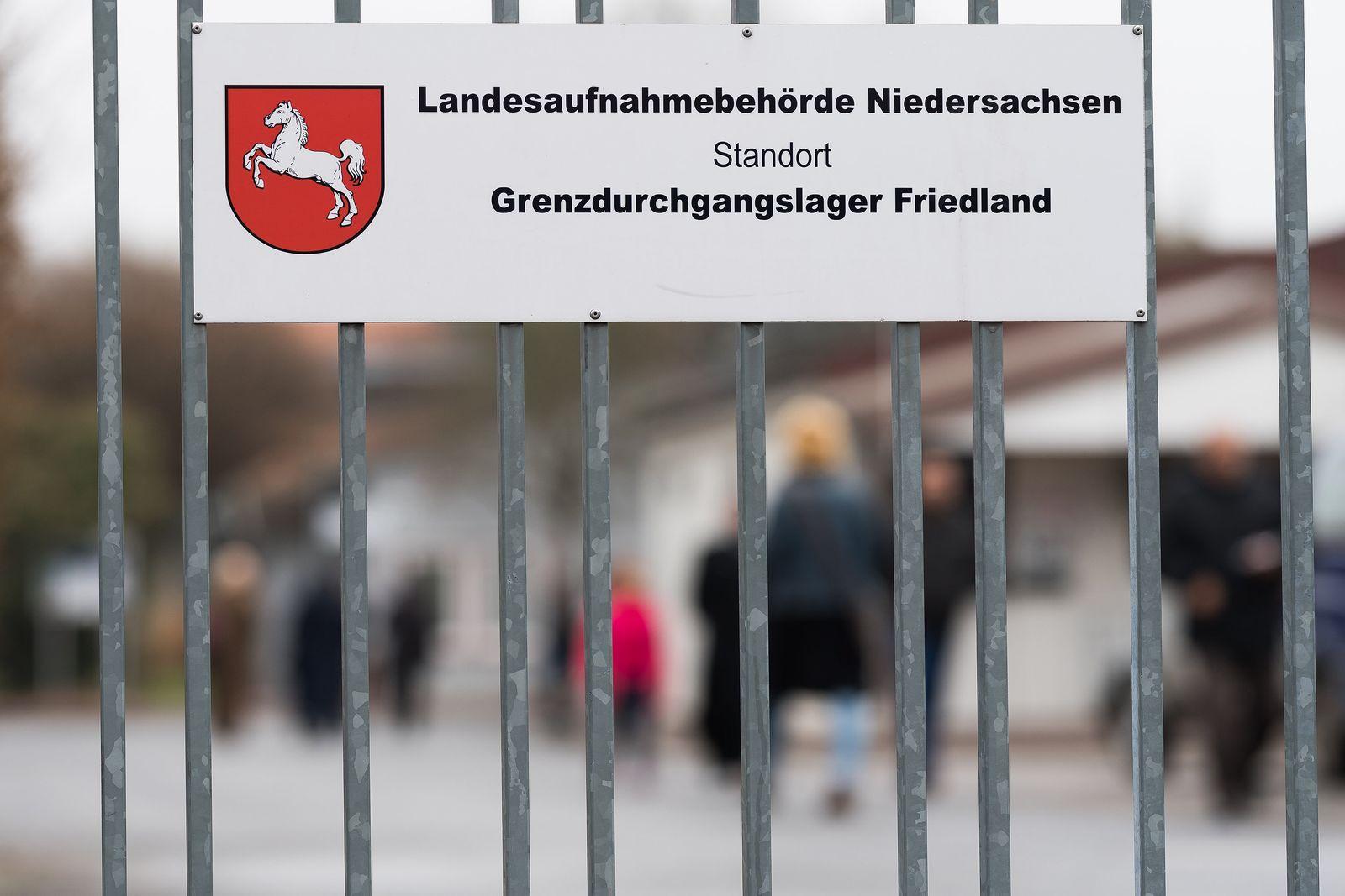 Grenzdurchgangslager Friedland