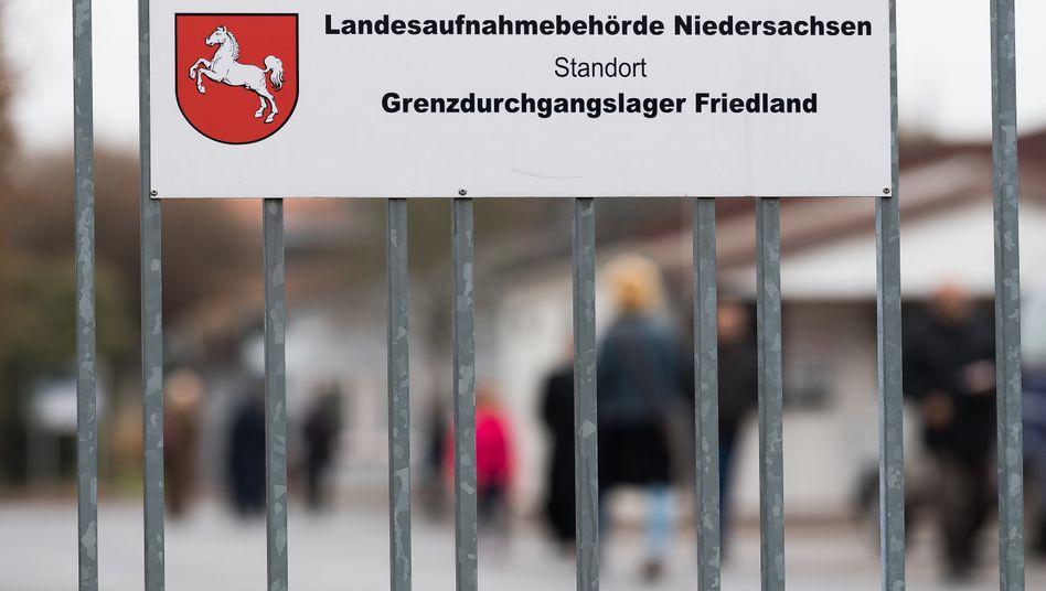 Grenzdurchgangslager Friedland: Nach Corona-Ausbruch drohte Landratsamt mit Aufnahmestopp