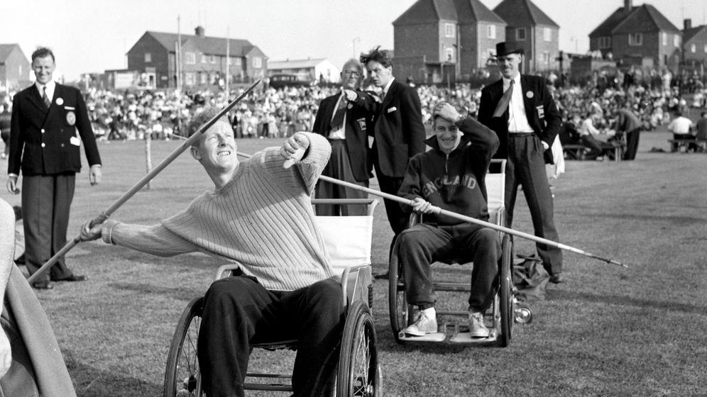Behindertensport: Die Pioniere der Paralympics