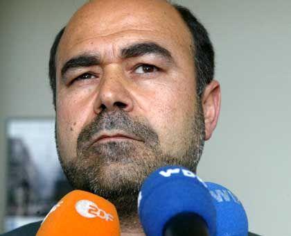Bleibt der Politik erhalten: Jamal Karsli