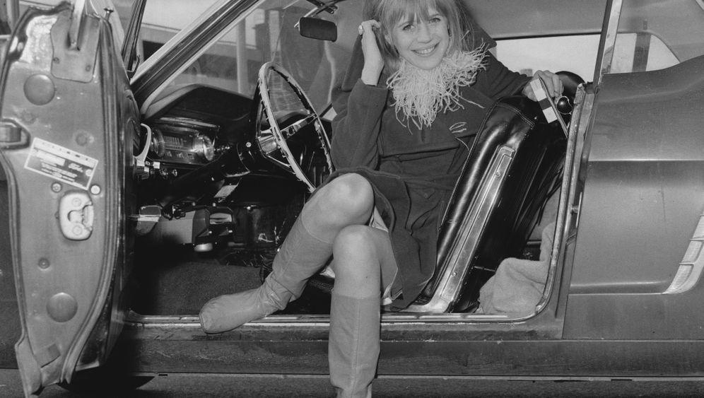"""Marianne Faithfull zum Geburtstag: """"70 ist doch ganz schön alt, oder?"""""""