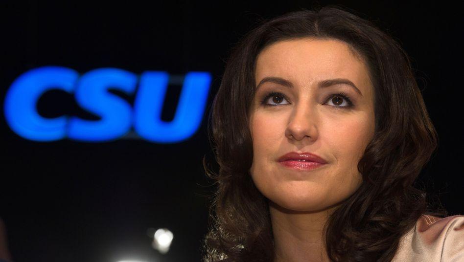 """CSU-Politikerin Dorothee Bär: """"Europarechtliche Vorgaben"""" als Problem"""