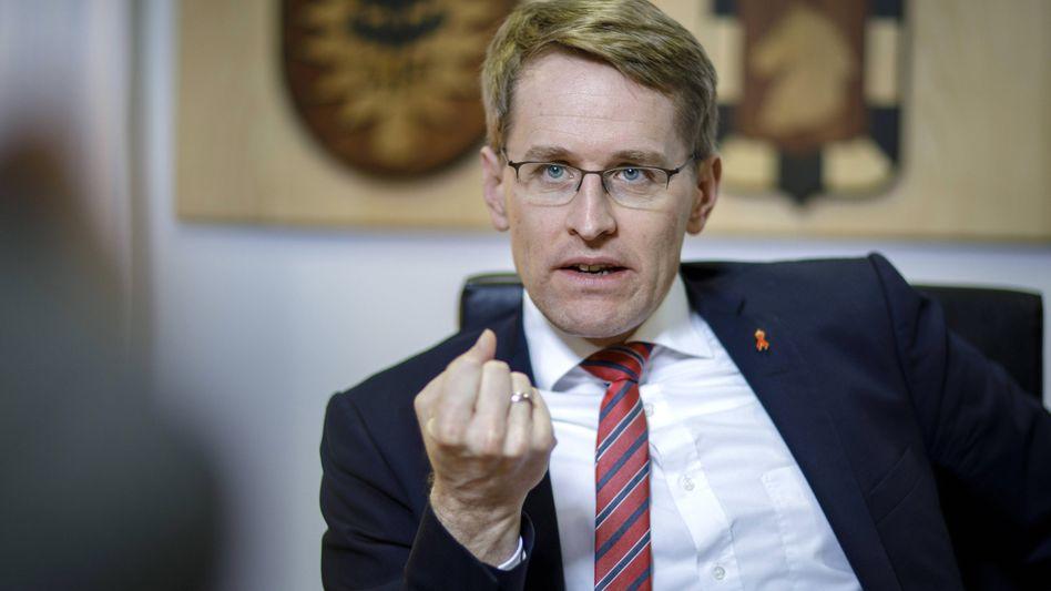 CDU-Mann Günther