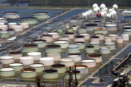 Öl-Raffinerie (in Alabama): Zwei Millionen Barrel täglich auf den Markt