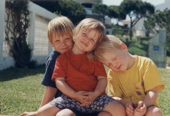 Voss-Kinder 1999