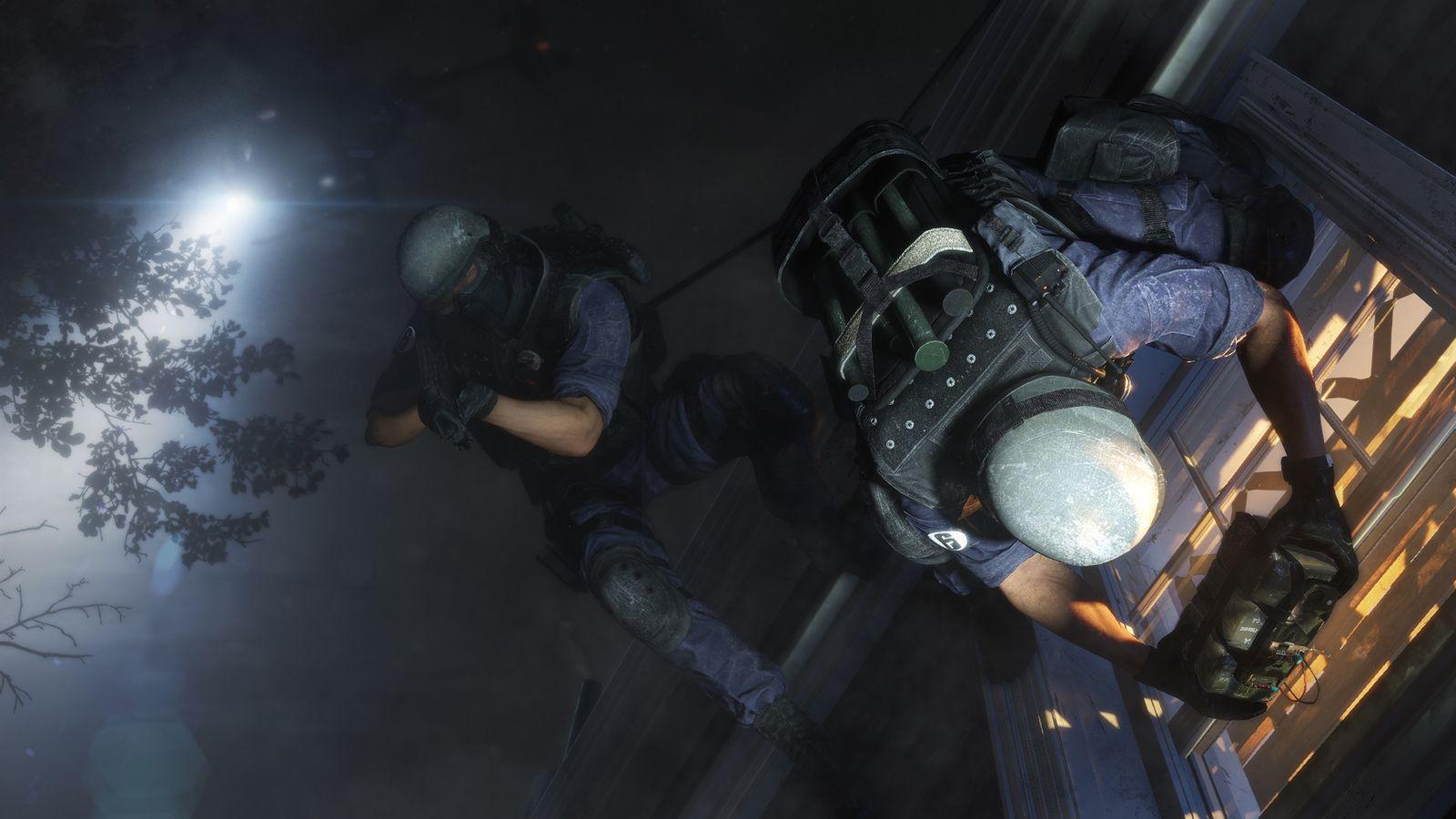 Highlights E3/ Rainbow Six Siege