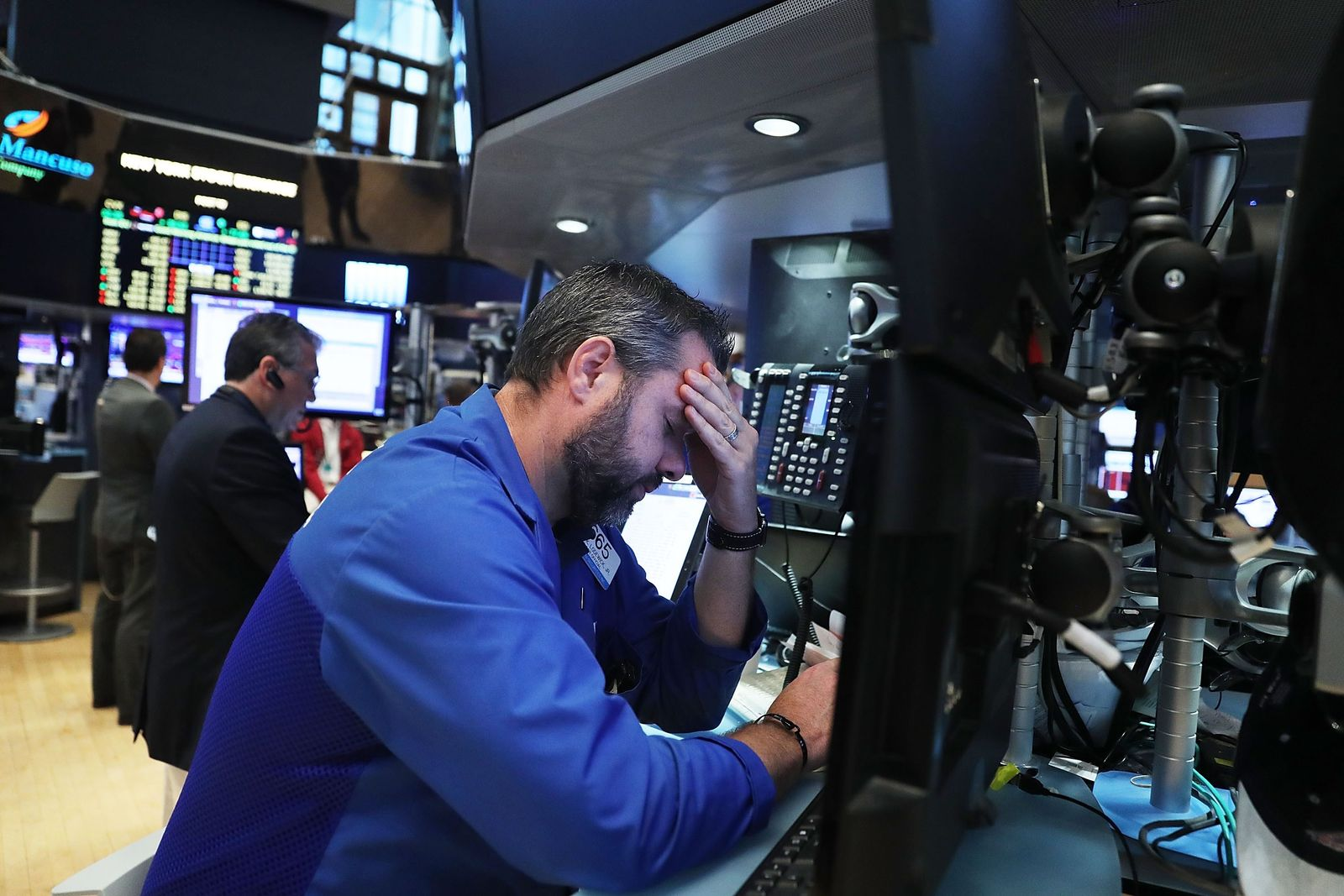 """US-U.S.-MARKETS-REACT-TO-HISTORIC-""""BREXIT""""-VOTE-IN-UK"""
