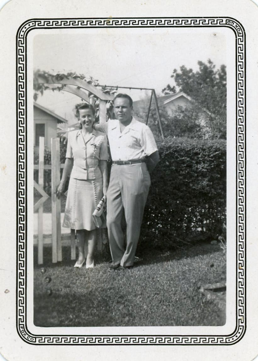 Do you remember/ John and Charlotte Henderson/ 80 Jahre Ehe