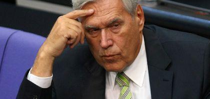 CSU-Minister Glos: Ab sofort für alle sichtbar amtsmüde