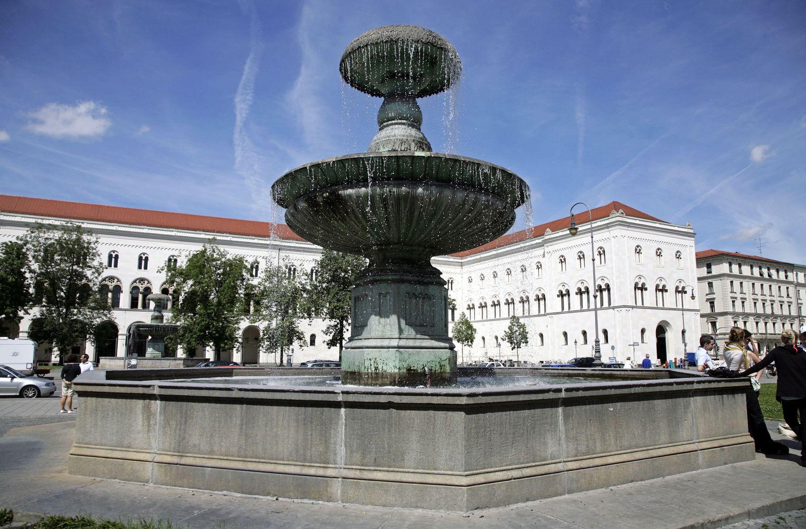 Uni München/ LMU/ Ludwig-Maximilians-Universität/ 10 beste Unis Deutschland