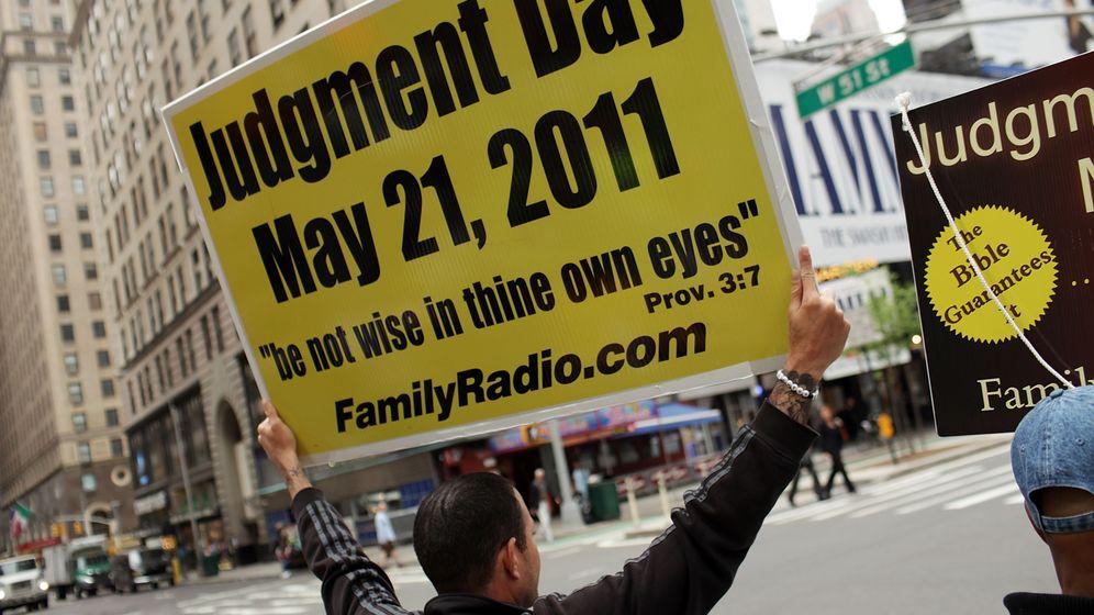 Prophezeiung: Endet die Welt am 21. Mai?