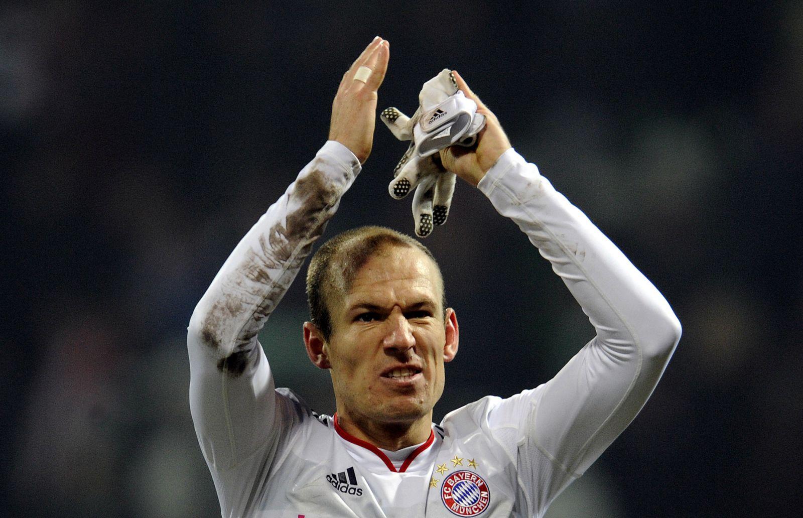 NICHT VERWENDEN Arjen Robben