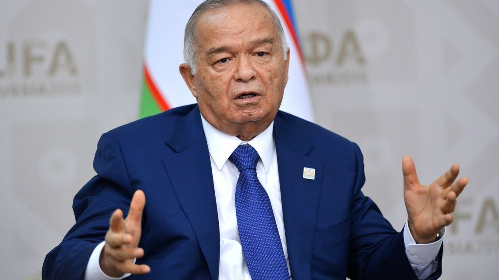 Zentralasien: Usbekistans Diktator Karimow gestorben