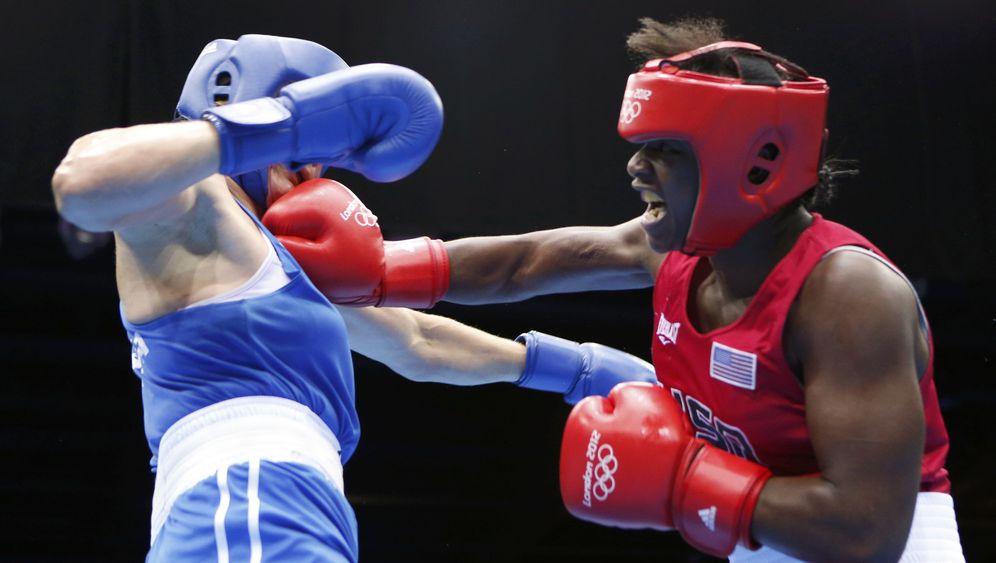 Boxerin Shields: Zwei Fäuste für ein Halleluja