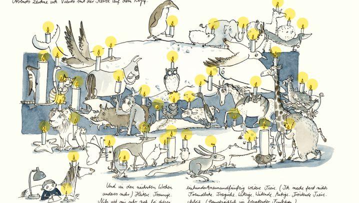 """Graphic Novel """"Nils"""": Von Trauer und Leben"""