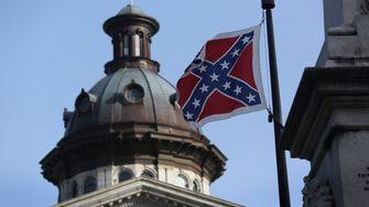 Warum steht diese Fahne für Rassismus?