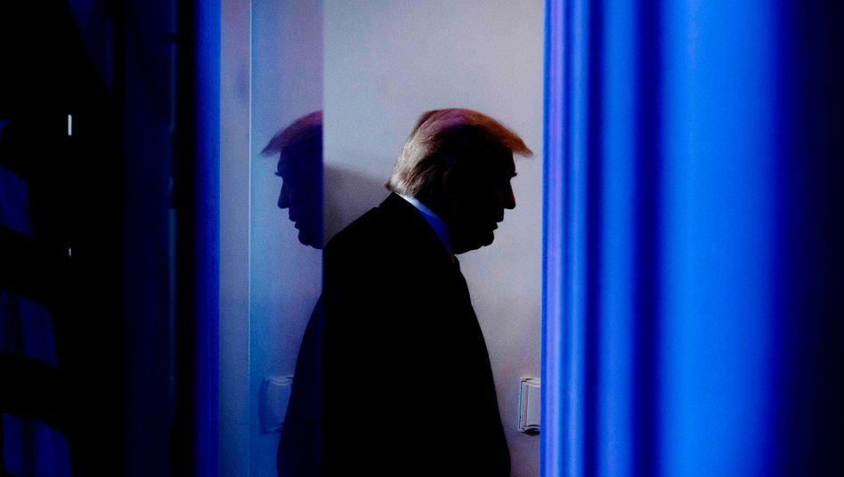 Donald Trump: Zickzack und Widersprüchlichkeit