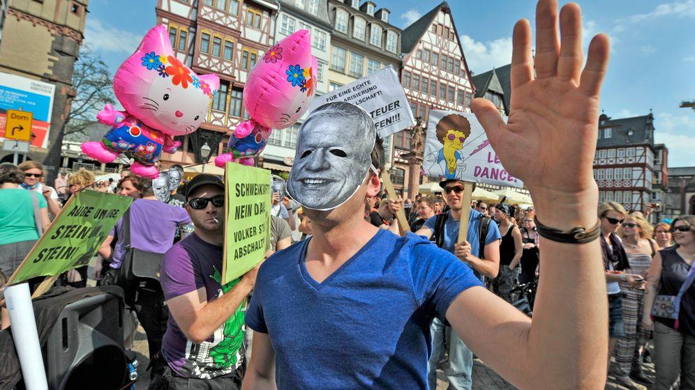 """Protest gegen Tanzverbot: """"Stilles Abzappeln"""""""