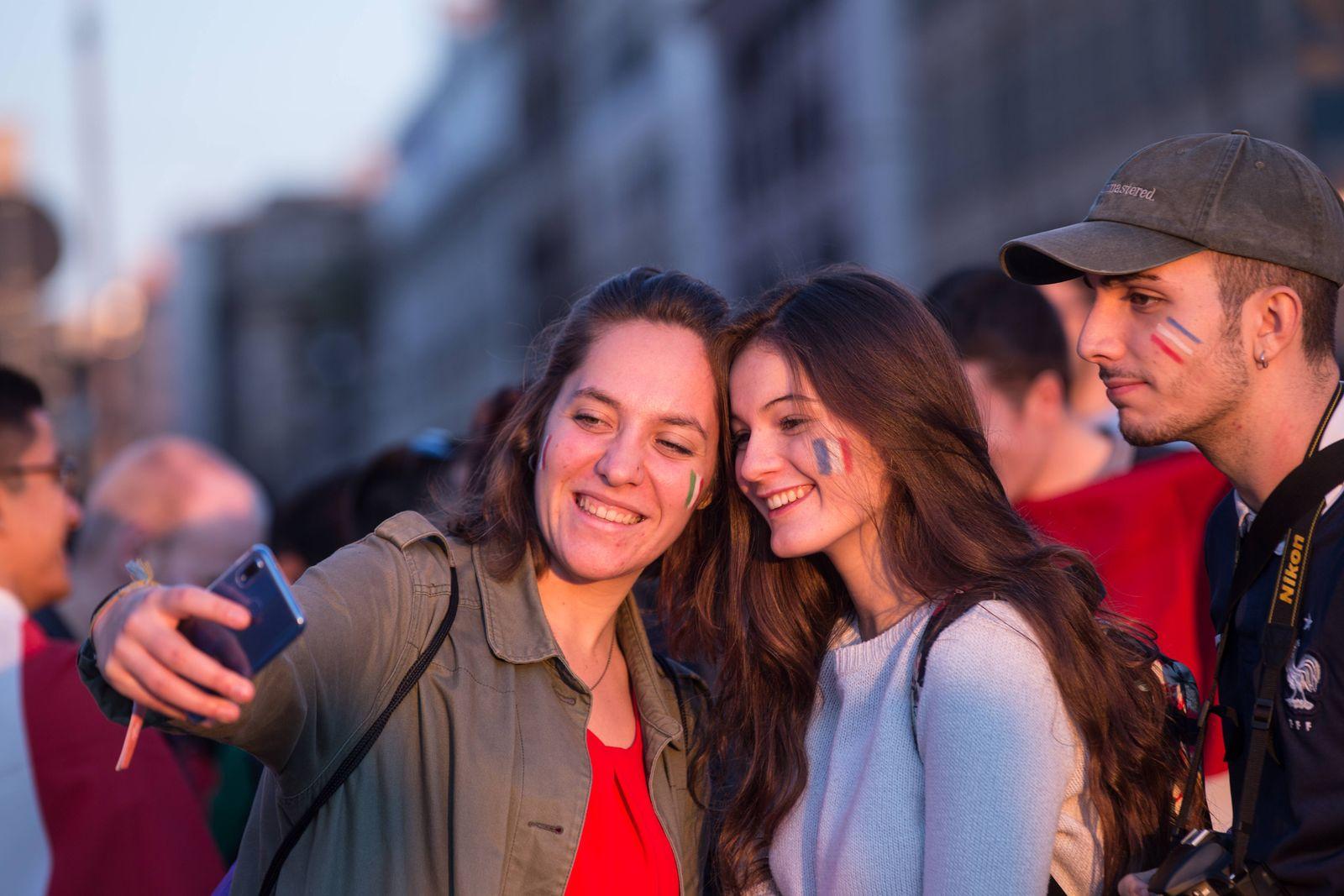 EINMALIGE VERWENDUNG Erasmus Studenten