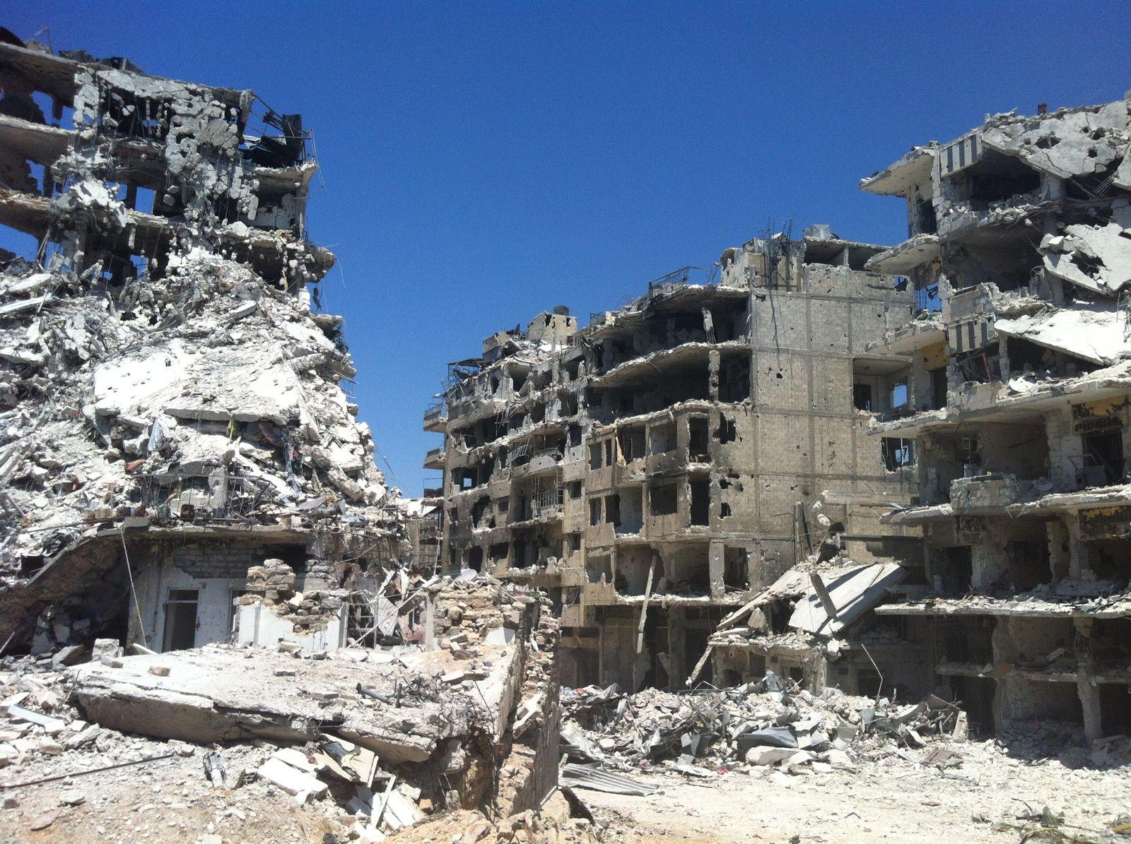 Syrien/ Homs