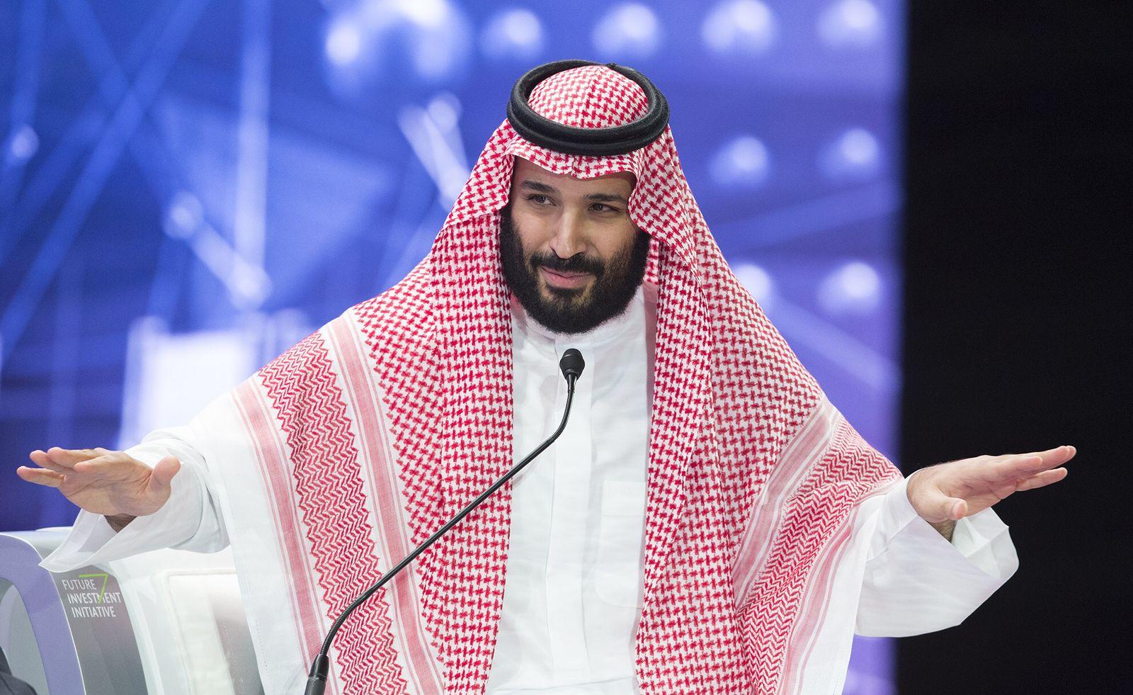 Mohammed bin Salman/ G20