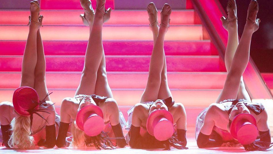Tänzerinnen des Fernsehballetts des MDR: »Kaum eine Instanz in diesem Sender ist intakt«