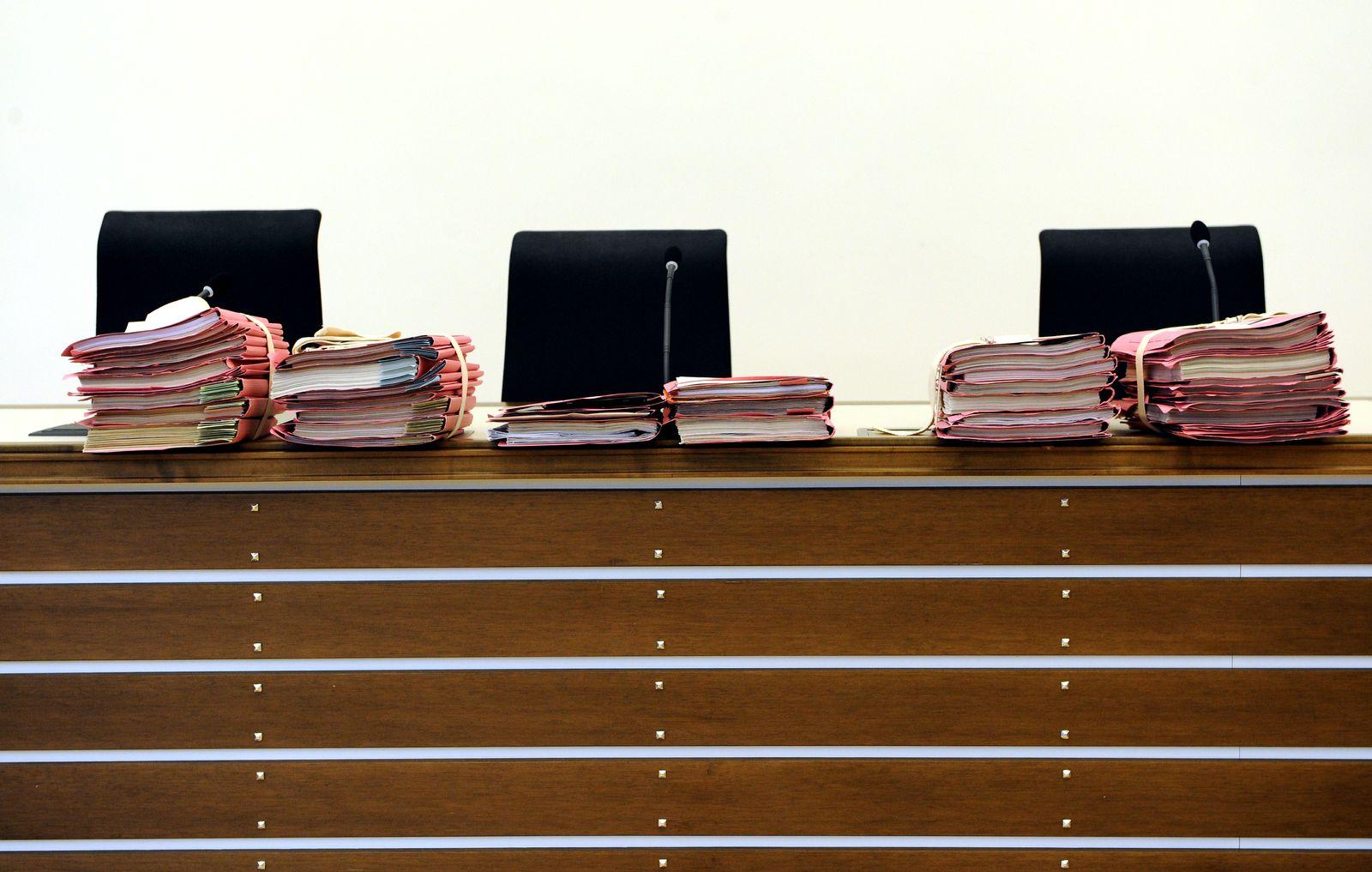 Landgericht / Gerichtssaal