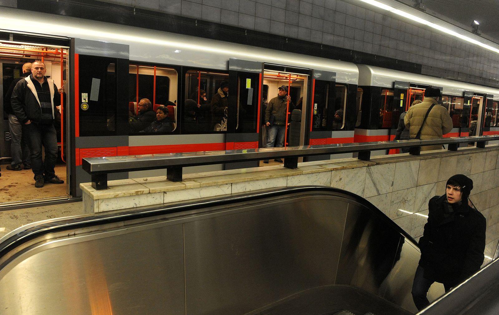 Prag Ubahn