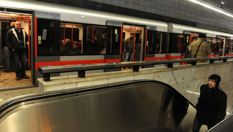 They're single and they'd like to mingle: Prague plans to test dating cars on its subway.