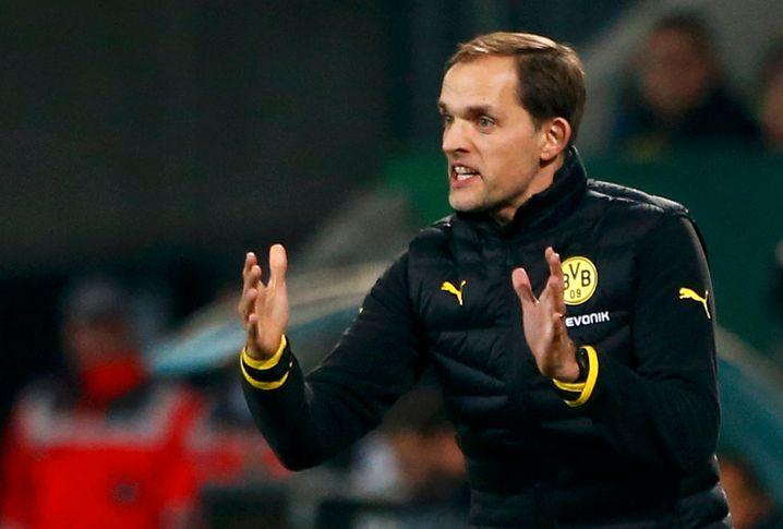 Tuchel als Dortmund-Trainer