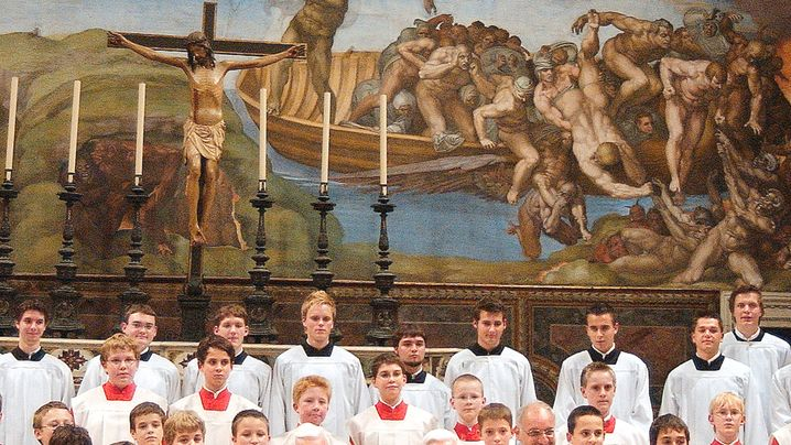 Photo Gallery: Church Abuse in Germany Continues to Broaden