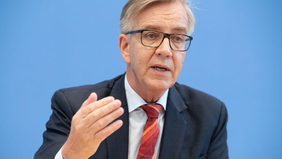 Linken-Fraktionschef Dietmar Bartsch