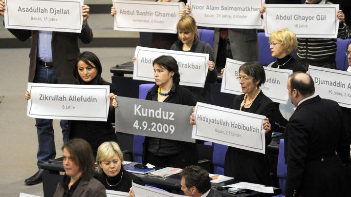 Eklat im Bundestag: Lammert schließt Linke aus