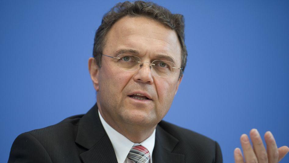 Hans-Peter Friedrich: Nervosität im Innenministerium