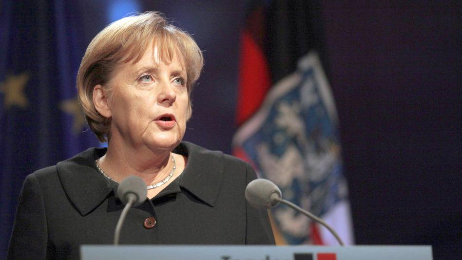 """Kanzlerin Merkel: """"Geistiges Eigentum schützen"""""""
